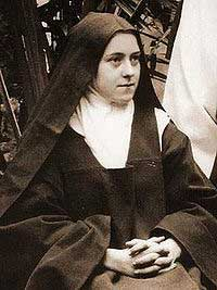 St. Therese of Lisieux. (Public Domain).