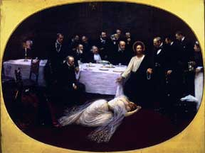 Simon the Pharisee by Jean Beraud (Photo Credit: Wikipedia)